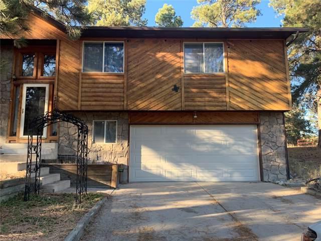 5475 Pine Ridge Drive, Elizabeth, CO 80107 (#3100112) :: The DeGrood Team