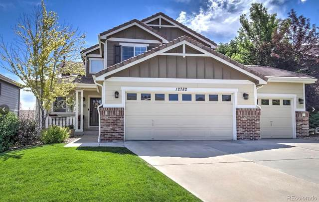 12782 Espera Way, Parker, CO 80134 (MLS #3100137) :: Wheelhouse Realty
