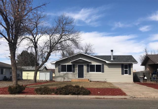 410 Salisbury Avenue, Platteville, CO 80651 (MLS #3100147) :: 8z Real Estate