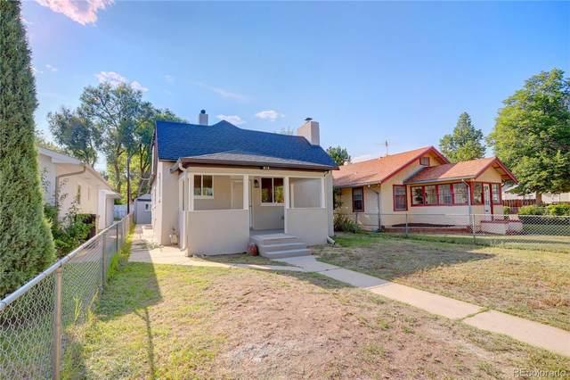 516 N Pine Street, Colorado Springs, CO 80905 (#3100360) :: Venterra Real Estate LLC