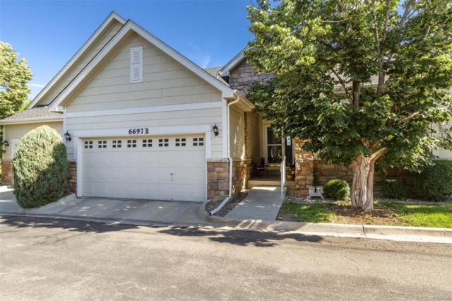 6697 S Reed Way B, Littleton, CO 80123 (#3100361) :: The Heyl Group at Keller Williams