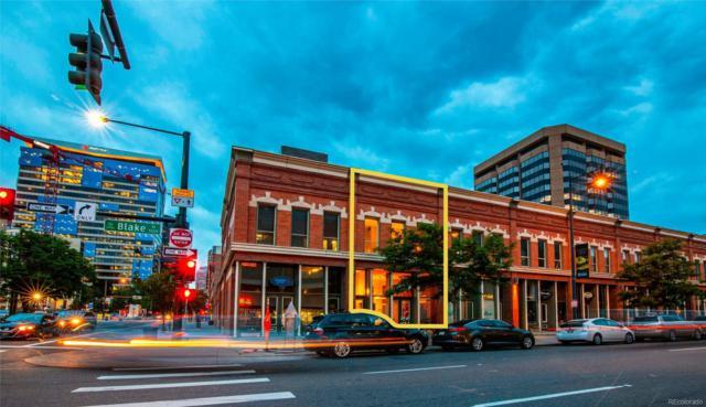 1764 Blake Street, Denver, CO 80202 (#3100591) :: Mile High Luxury Real Estate