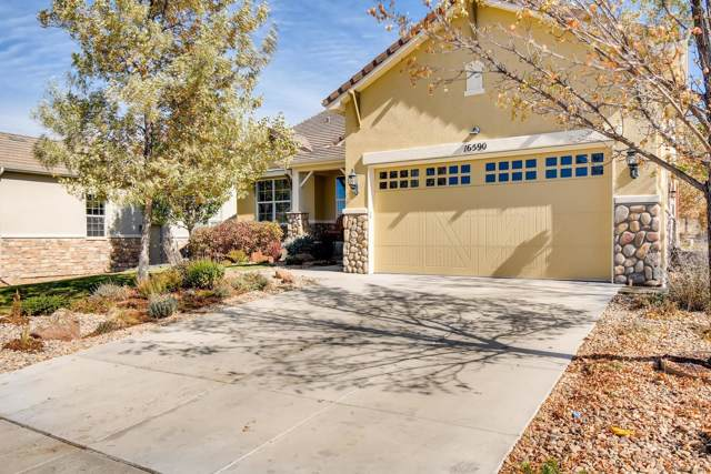 16590 Antero Circle, Broomfield, CO 80023 (MLS #3100674) :: 8z Real Estate