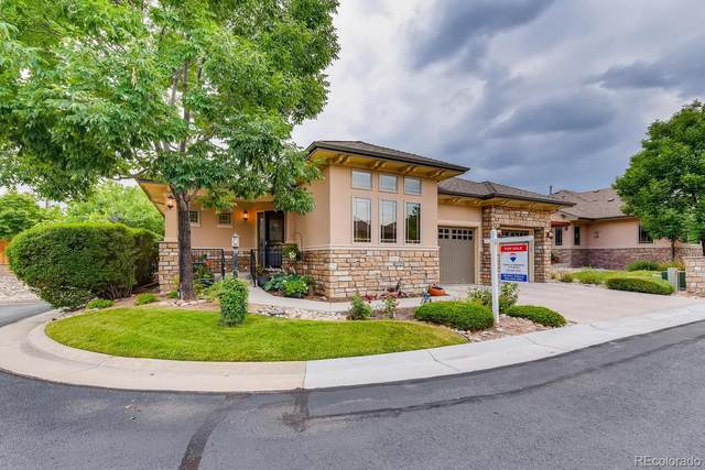 14724 W 32nd Drive, Golden, CO 80401 (#3100699) :: Berkshire Hathaway HomeServices Innovative Real Estate
