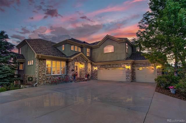 6167 Diamond Ridge Parkway, Castle Rock, CO 80108 (MLS #3100934) :: 8z Real Estate