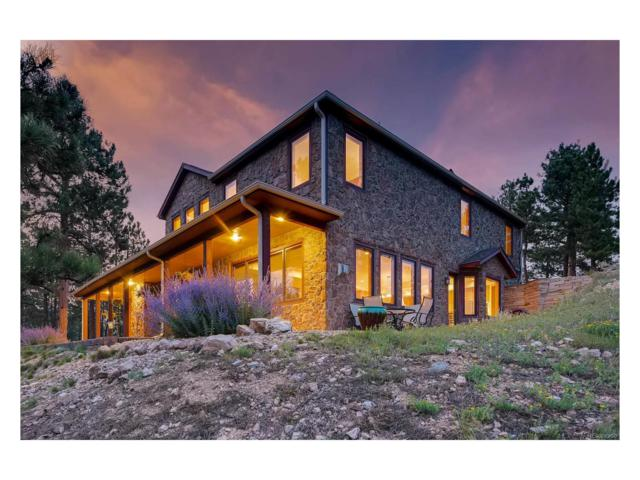 25633 Roxana Point Drive, Evergreen, CO 80439 (#3101266) :: The DeGrood Team
