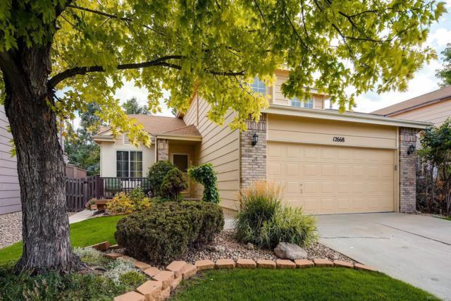 12668 W Dorado Place, Littleton, CO 80127 (#3101466) :: The Peak Properties Group