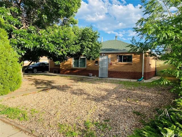 1070 Elm Place, Thornton, CO 80229 (MLS #3101790) :: Find Colorado