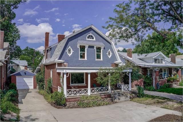 2811 Federal Boulevard, Denver, CO 80211 (MLS #3101945) :: Kittle Real Estate