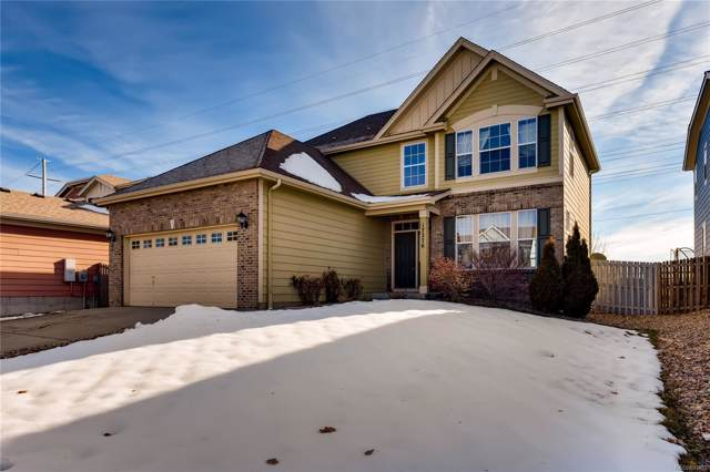 17276 E Trailmaster Drive, Parker, CO 80134 (#3102099) :: The DeGrood Team