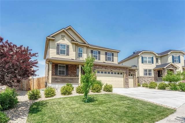 5921 S Jamestown Way, Aurora, CO 80016 (#3102384) :: Berkshire Hathaway HomeServices Innovative Real Estate