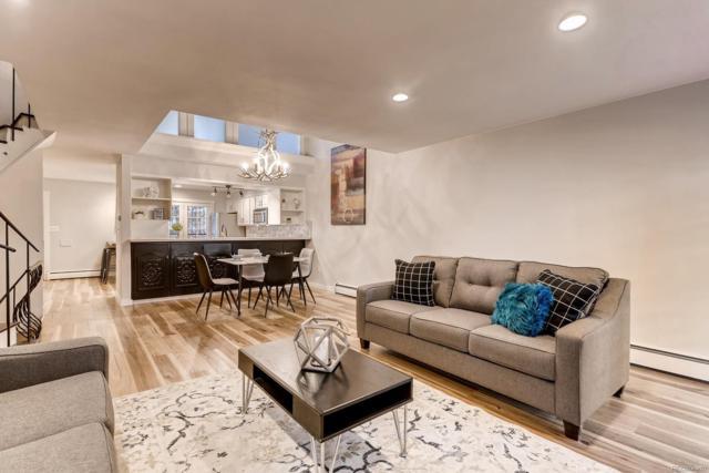 4331 E Mexico Avenue, Denver, CO 80222 (#3102474) :: Sellstate Realty Pros