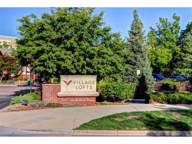 5677 S Park Place 305C, Greenwood Village, CO 80111 (MLS #3103039) :: 8z Real Estate