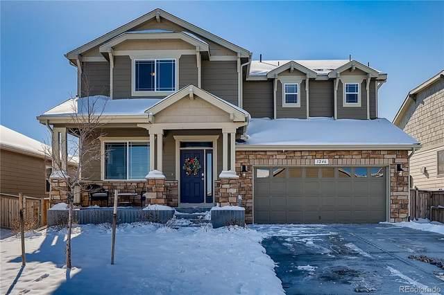 1246 W 171st Avenue, Broomfield, CO 80023 (MLS #3103165) :: 8z Real Estate