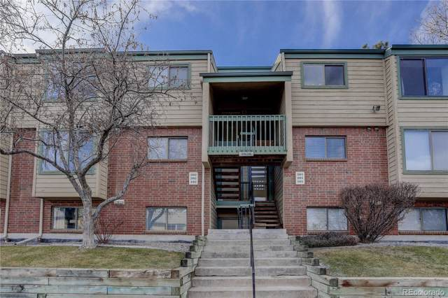 3656 S Depew Street #102, Lakewood, CO 80235 (#3103605) :: Berkshire Hathaway Elevated Living Real Estate