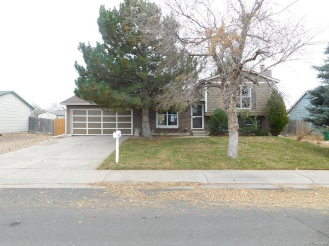 19156 E Arizona Place, Aurora, CO 80017 (#3103975) :: Sellstate Realty Pros