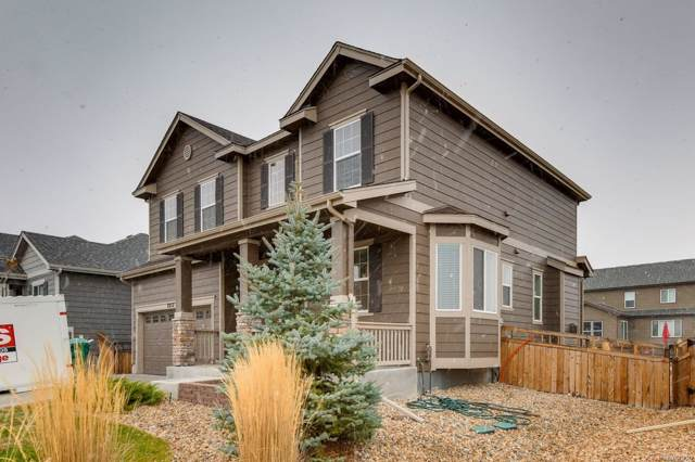 7857 Blue Water Lane, Castle Rock, CO 80108 (#3104315) :: The Heyl Group at Keller Williams
