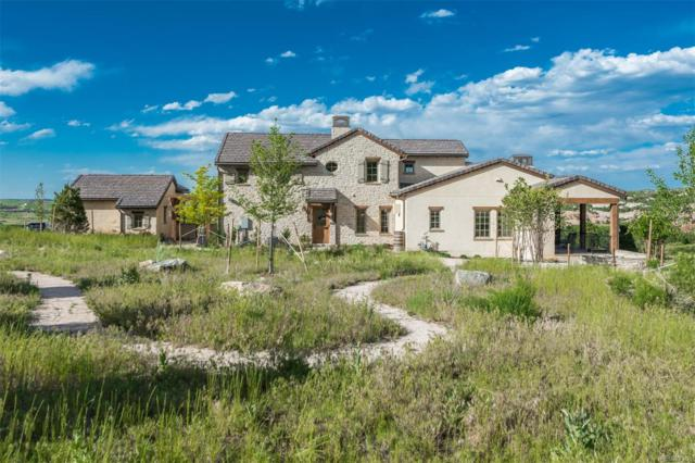 11396 Birolli Place, Littleton, CO 80125 (#3104723) :: Structure CO Group