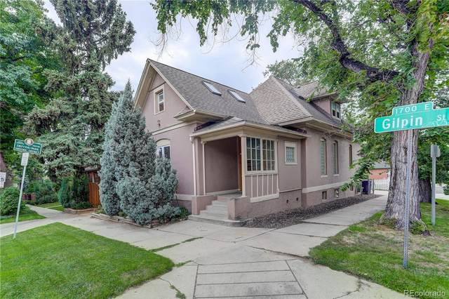 595 N Gilpin Street, Denver, CO 80218 (#3104779) :: The DeGrood Team