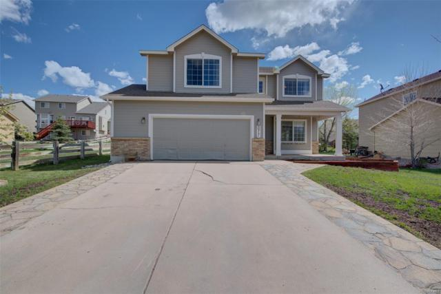 377 Talus Road, Monument, CO 80132 (MLS #3105552) :: 8z Real Estate
