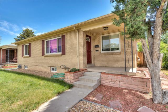 3270 Jasmine Street, Denver, CO 80207 (#3105882) :: The Heyl Group at Keller Williams