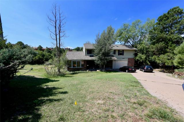 8646 Thunderbird Road, Parker, CO 80134 (#3106245) :: Structure CO Group