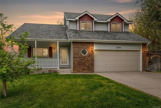 2510 52nd Avenue Court, Greeley, CO 80634 (MLS #3106735) :: 8z Real Estate