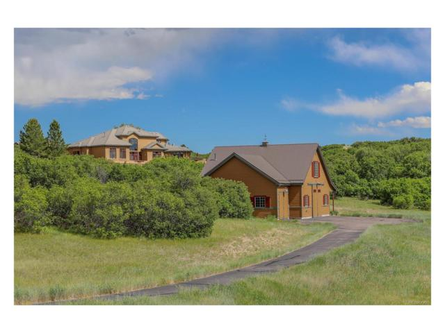 2802 Big Bear Drive, Sedalia, CO 80135 (#3107186) :: The DeGrood Team