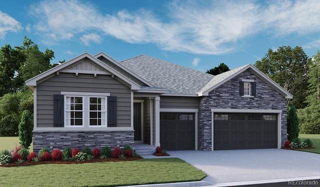 1056 Melting Snow Way, Castle Rock, CO 80109 (#3107574) :: The DeGrood Team