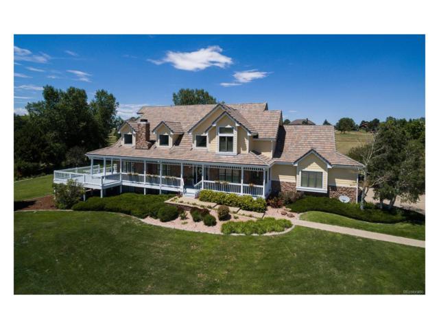 21379 E Euclid Drive, Aurora, CO 80016 (MLS #3107640) :: 8z Real Estate