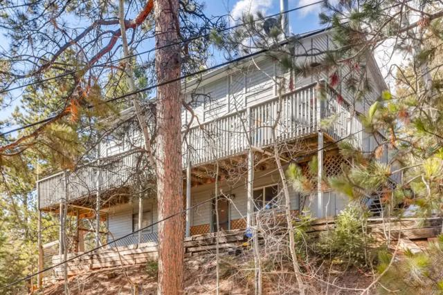 1331 W Browning Avenue, Woodland Park, CO 80863 (#3107653) :: The Peak Properties Group