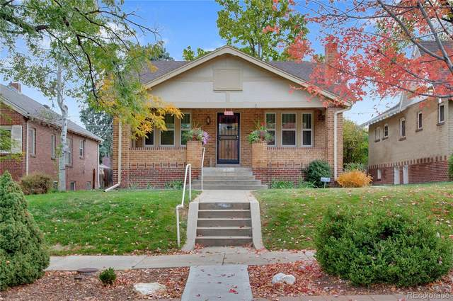 1372 Dahlia Street, Denver, CO 80220 (#3107754) :: The Healey Group