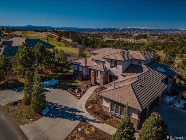 6173 Massive Peak Circle, Castle Rock, CO 80108 (#3107828) :: The Colorado Foothills Team | Berkshire Hathaway Elevated Living Real Estate
