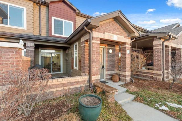 6502 Silver Mesa Drive B, Highlands Ranch, CO 80130 (#3107913) :: The Peak Properties Group