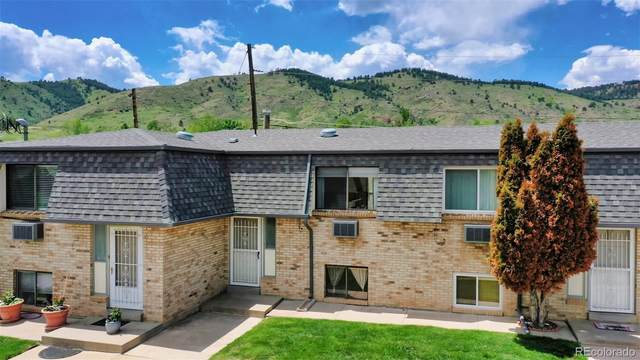 18242 W 3rd Avenue #3, Golden, CO 80401 (#3108235) :: Re/Max Structure
