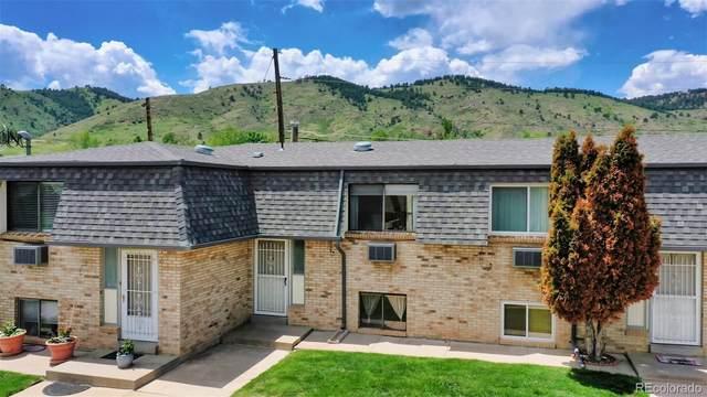 18242 W 3rd Avenue #3, Golden, CO 80401 (#3108235) :: Peak Properties Group