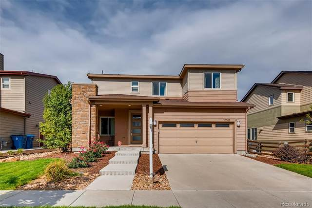 10753 Sedalia Circle, Commerce City, CO 80022 (#3108846) :: The Heyl Group at Keller Williams
