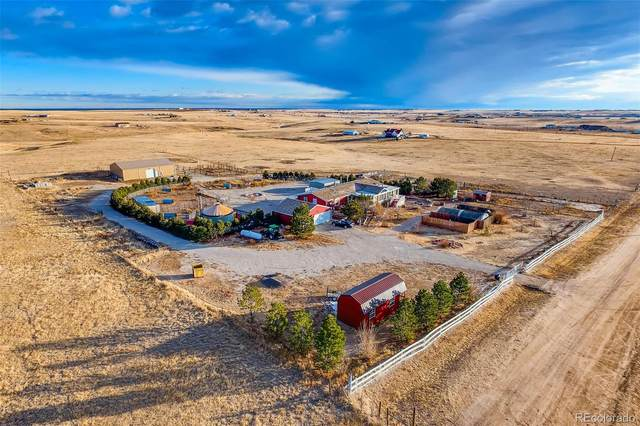 44301 E Iliff Trail, Bennett, CO 80102 (#3109153) :: Mile High Luxury Real Estate