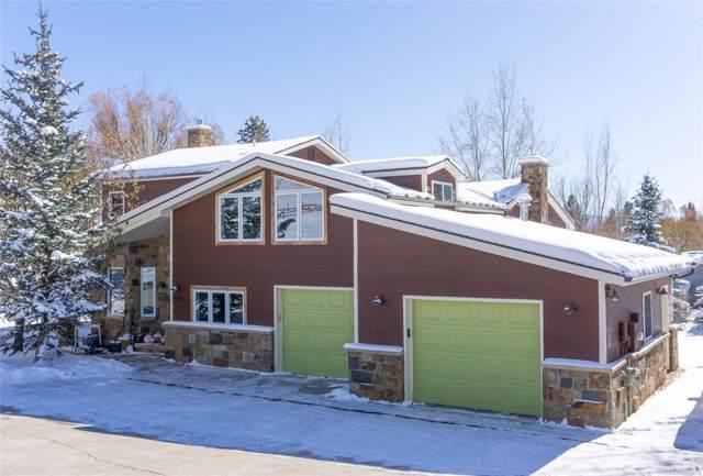 885 Yahmonite Street, Steamboat Springs, CO 80487 (#3109179) :: Bring Home Denver with Keller Williams Downtown Realty LLC