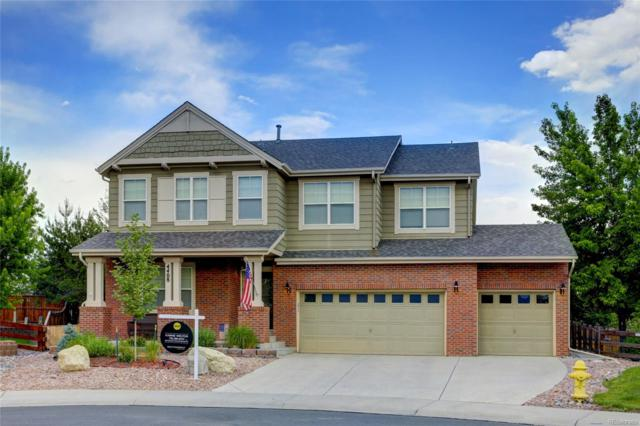 4408 Larksong Place, Castle Rock, CO 80109 (#3109268) :: The Pete Cook Home Group