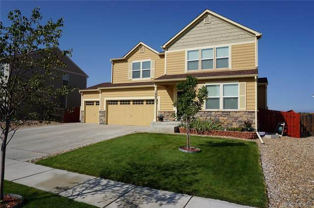 10071 Altura Street, Commerce City, CO 80022 (MLS #3109358) :: Keller Williams Realty