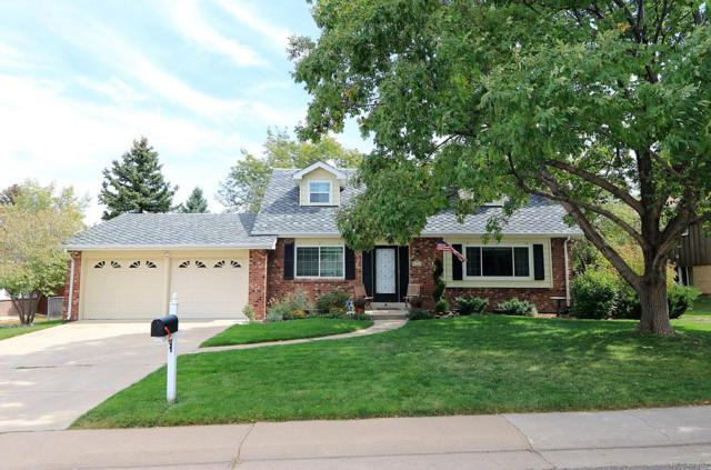 7050 S Marshall Street, Littleton, CO 80128 (MLS #3109692) :: 8z Real Estate