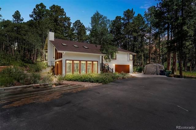 14415 Pine Crest Drive, Colorado Springs, CO 80908 (#3109816) :: Hudson Stonegate Team