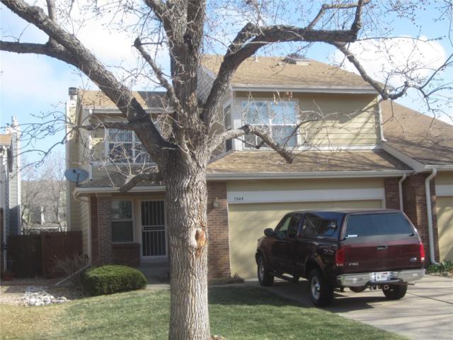 7545 E Gunnison Place, Denver, CO 80231 (#3109892) :: Sellstate Realty Pros