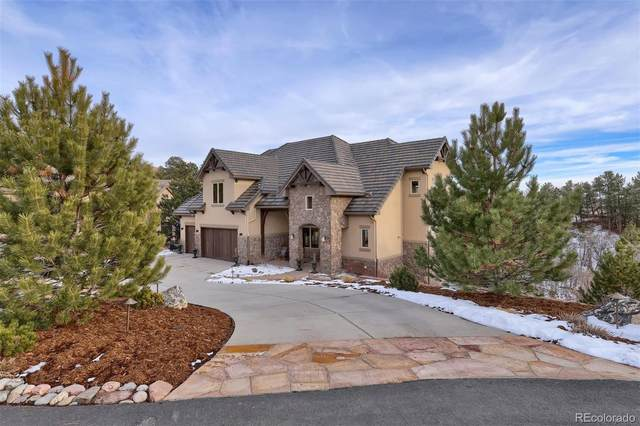 676 Red Pass Lane, Castle Rock, CO 80108 (MLS #3110035) :: Keller Williams Realty