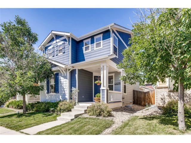 4393 S Independence Street, Littleton, CO 80123 (MLS #3110749) :: 8z Real Estate