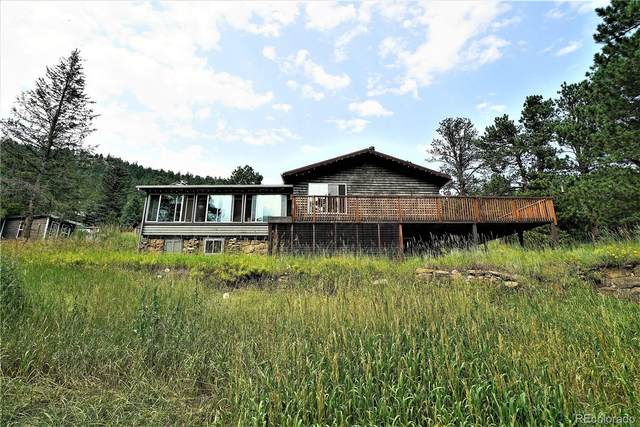 85 Cedar Drive, Lyons, CO 80540 (#3111264) :: THE SIMPLE LIFE, Brokered by eXp Realty