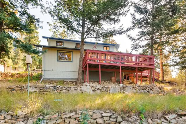 25021 Mosier Circle, Conifer, CO 80433 (#3111617) :: The DeGrood Team