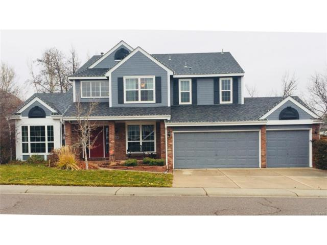 3375 Meadow Creek Place, Highlands Ranch, CO 80126 (#3112350) :: The Peak Properties Group