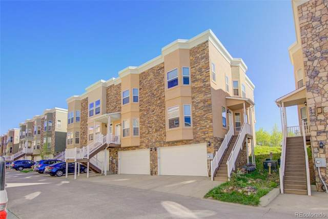 824 Vernon Drive, Central City, CO 80427 (#3112361) :: Peak Properties Group